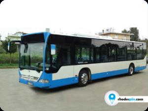 roda rodos, dromologia rodos, bus rhodes, bus rhodes, buses to lindos, buses to airport