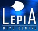 Lepia diving Rhodes island, diving in rhodes, scuba diving